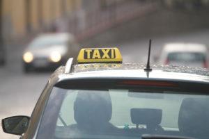 Corto Taxi - preprava osôb Banská Štiavnica