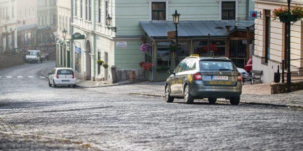 Taxi Banská Štiavnica